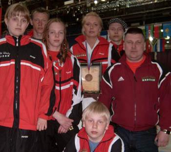 KADZAN, Mākslu olimpiāde, 2007