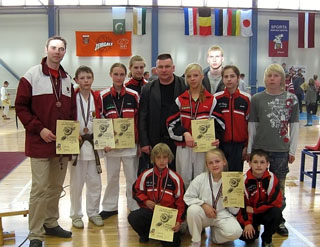 KADZAN, Baltic Open, 2008