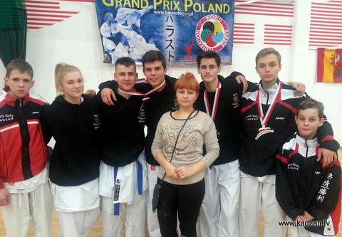 KADZAN, Grand Prix, Polija, 2014