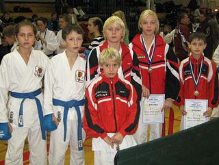 Kadzan, Taifu Cup, Igaunija, 2007