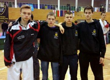 KADZAN, Latvia Open, 2015, Salaspils