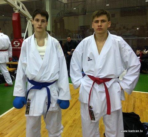 KADZAN, Adidas Samurai Cup, Madona, 2014