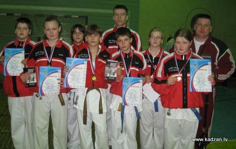 KADZAN, Pleskava Open, 2010