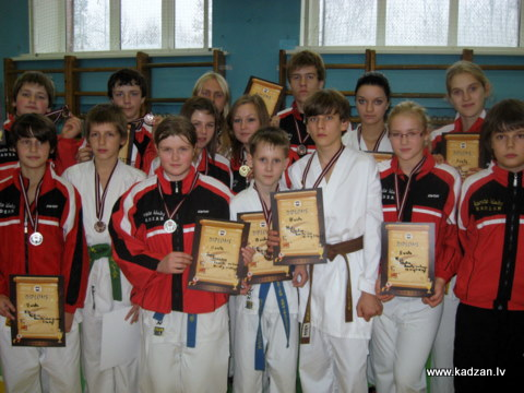 KADZAN, Riga Open, 2010