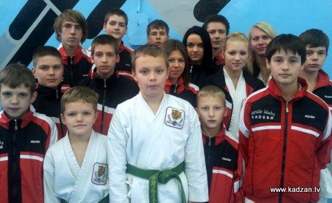 KADZAN, Riga Open, 2011
