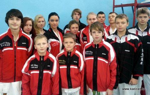 KADZAN, Riga Open, 2012