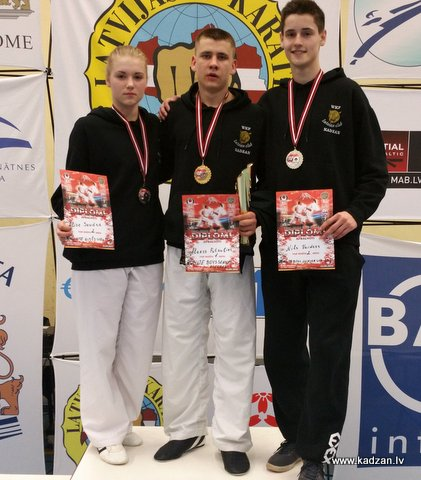 KADZAN, Riga Stars Cup, 2015