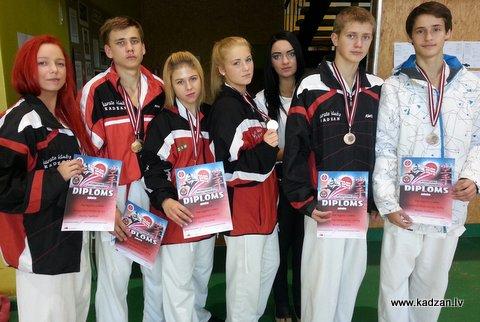KADZAN, Sigulda Open, 2013