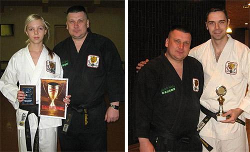KADZAN, Jēkabpils labākie sportisti, 2007