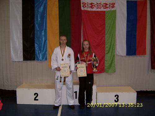 Kadzan, Mažeiķi, 2007