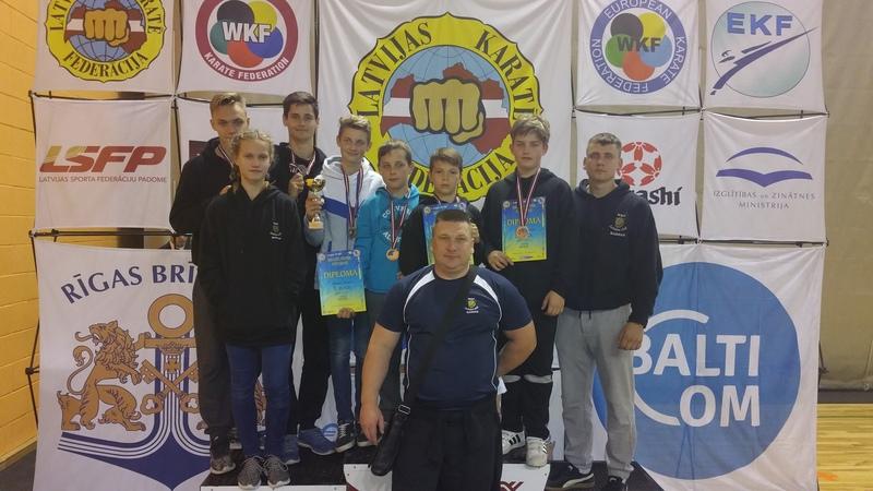 KADZAN, Baltic Tigers Cup, Valmiera, 2016
