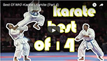 Best of WKF-Karate 4-kumite