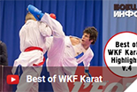 Best of wkf karate