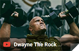 Dwayne The Rock Johnson - Workout Motivation