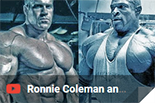 Ronnie Coleman and Jay Cutler - Motivation