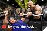 dwayne, the rock