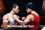 no retreat no surrender, karate